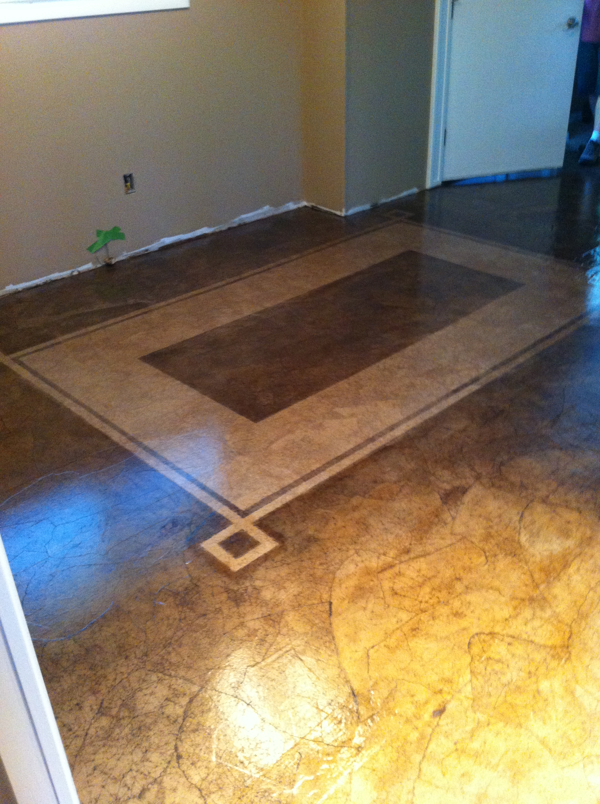 Brown Paper Bag Flooring Updates Holly S Corner